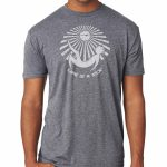 Mens Luna Tee – Grey
