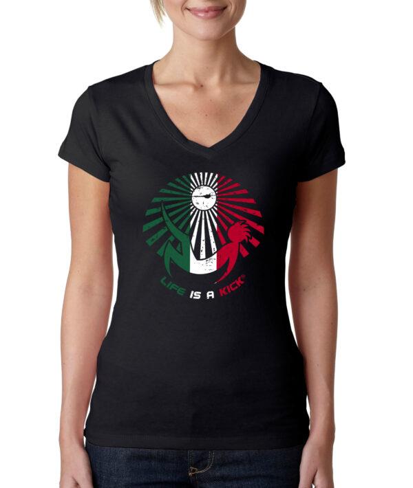 Womens Mexico Tee