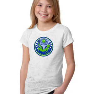 Girls Sea Rave Tee