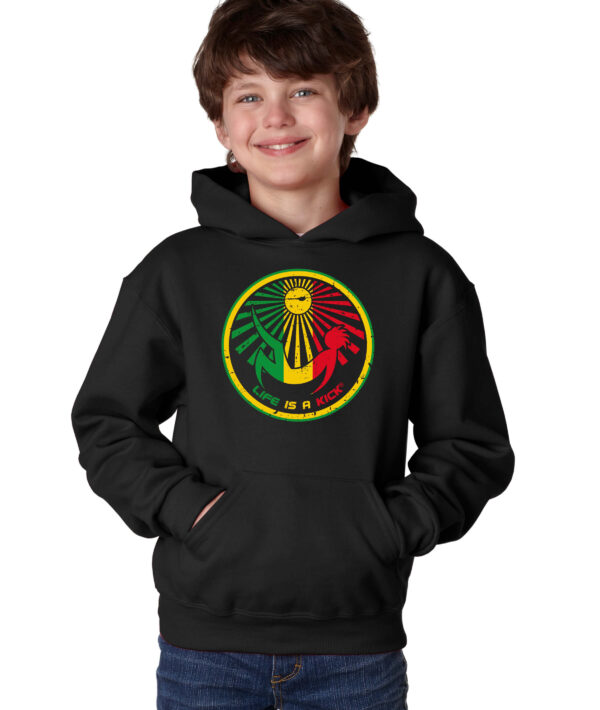 Youth Rasta Hoody