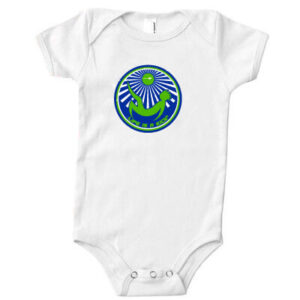 Youth Seattle Onesie