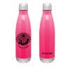 pink black thermal bottle