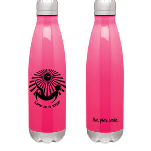 Kickin Thermal Bottle - Pink